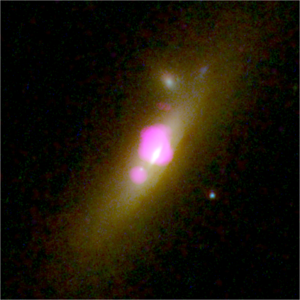9 01,3 SDSS J1126+2944 Chandra