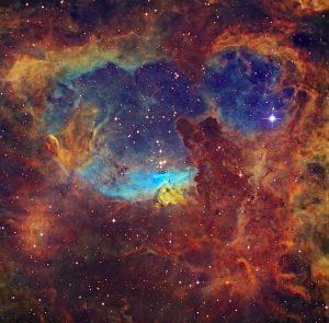 H 3 06,5 NGC 6357 Chart32