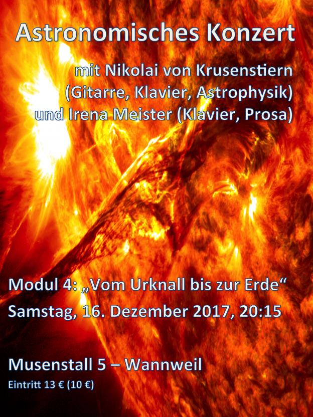 Musenstall 2017 Plakat