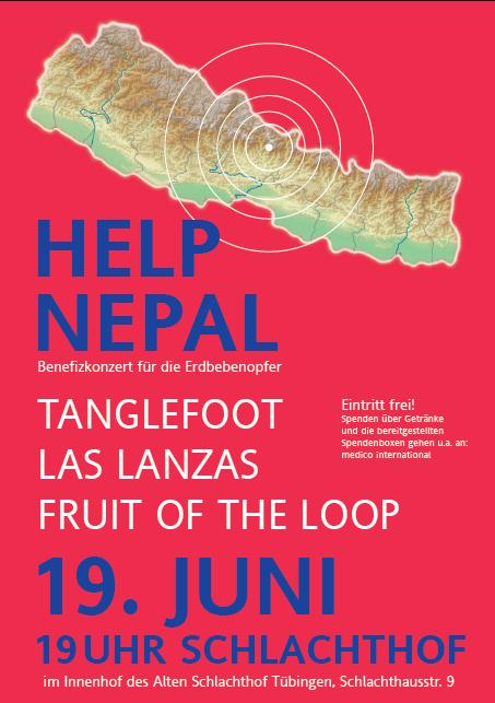 Help Nepal Benefizkonzert