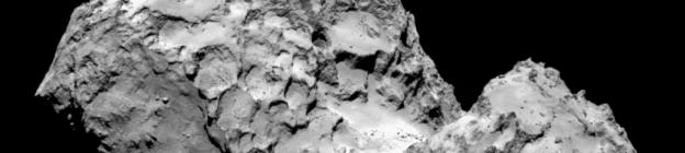 Rosetta, Comet 67P, ESA